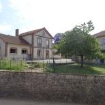 L'école publique contruite en 1880